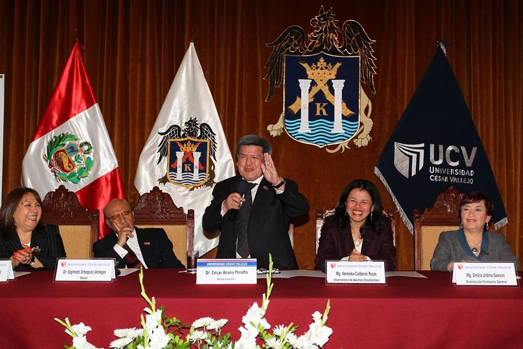 """""""CELEBRAMOS 20 AÑOS JUNTOS"""" EXPRESÓ EL FUNDADOR DE LA UCV"""