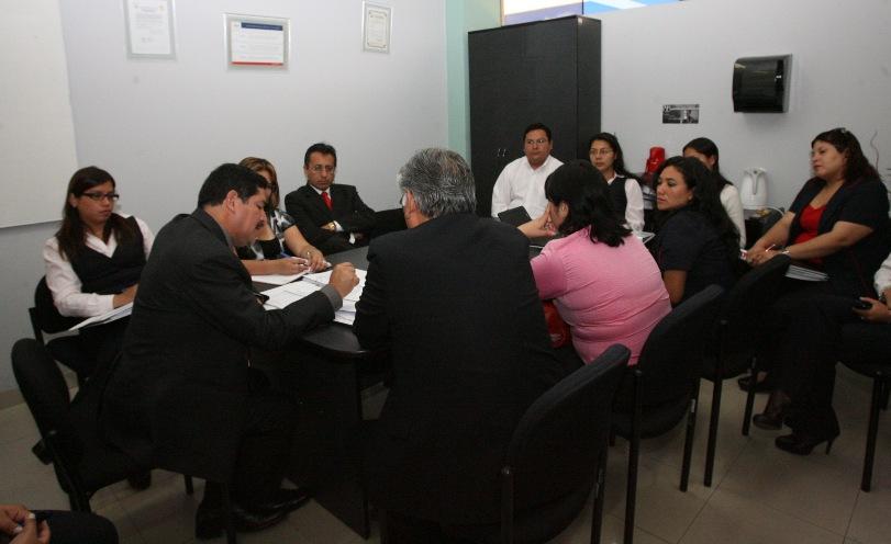DOCENTES DE PSICOLOGÍA DE LA UCV MEJORAN SISTEMA DE INTERNADO DE LA ESPECIALIDAD