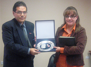 Grupo de docentes visitó UTPL en Ecuador