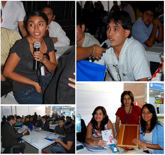 Exitosa participación de alumnos en Taller de Tutoría de la UCV